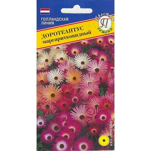 Доротеантус маргаритковый, смесь окрасок Престиж изображение 1 артикул 71445