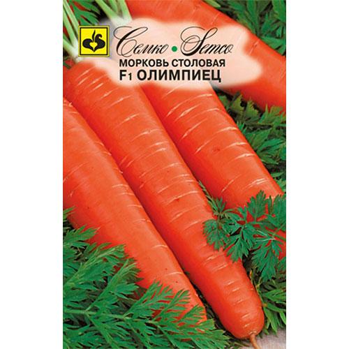 Морковь Олимпиец F1 Семко изображение 1 артикул 71922