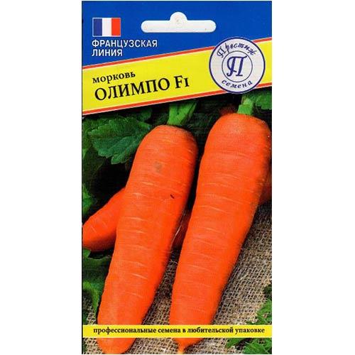 Морковь Олимпо F1 Престиж изображение 1 артикул 71385