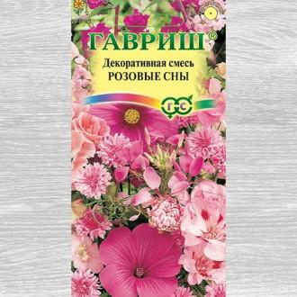 Декоративная смесь Розовые сны, смесь окрасок Гавриш изображение 1