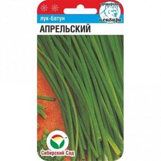 Лук батун Апрельский Сибирский сад изображение 2