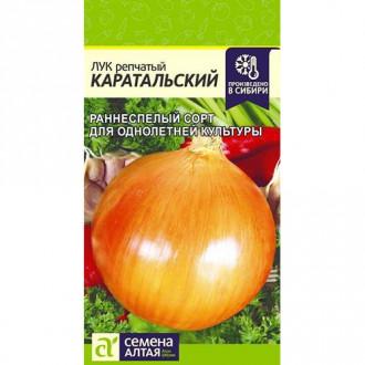Лук репчатый Каратальский Семена Алтая изображение 4