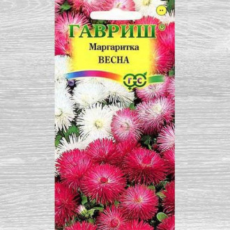 Маргаритка Весна, смесь окрасок Гавриш изображение 2