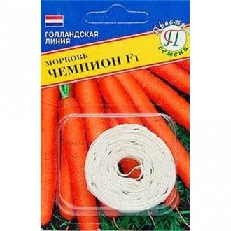 Морковь Чемпион F1 Престиж на ленте изображение 6