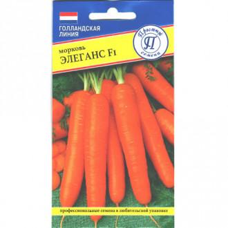 Морковь Элеганс F1 Престиж изображение 4