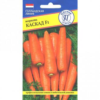 Морковь Каскад F1 Престиж изображение 2