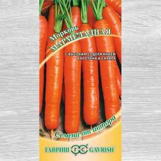 Морковь Мармеладная Гавриш изображение 5