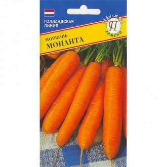 Морковь Монанта Престиж изображение 6