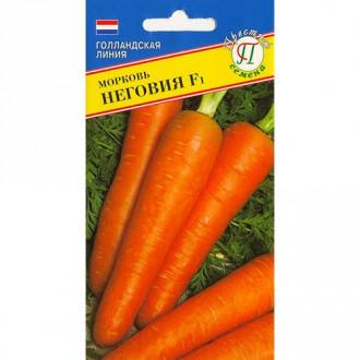 Морковь Неговия F1 Престиж изображение 5