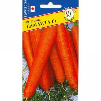 Морковь Саманта F1 Престиж изображение 2