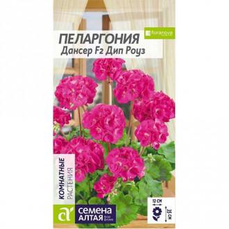 Пеларгония Дансер Дип Роуз F2 Семена Алтая изображение 4