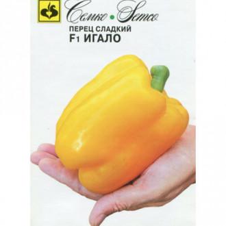 Перец сладкий Игало F1 Семко изображение 3