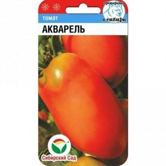 Томат Акварель Сибирский сад изображение 5