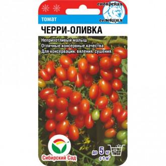 Томат Черри-Оливка Сибирский сад изображение 5