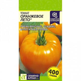 Томат Оранжевое лето Семена Алтая изображение 7