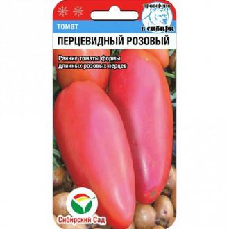Томат Перцевидный розовый Сибирский сад изображение 6