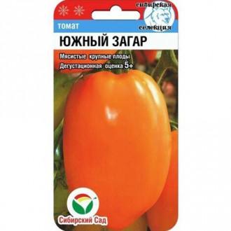 Томат Яблонька Сибири Сибирский сад изображение 2