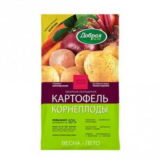 Удобрение Добрая сила Картофель - Корнеплоды изображение 3