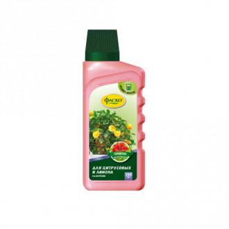 Удобрение Фаско Цветочное счастье для лимона и цитрусовых изображение 5