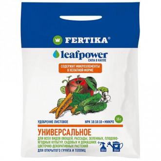 Удобрение Фертика Leaf Power универсальное изображение 2