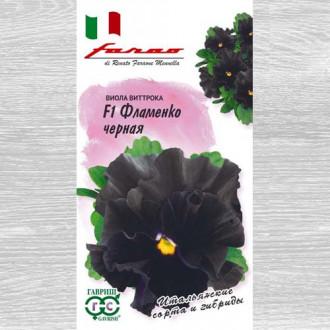 Виола Виттрока Фламенко черная F1 Гавриш изображение 1